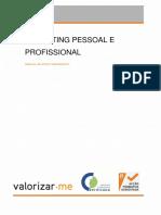 Manual do Curso Marketing Pessoal e Profissional