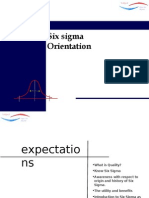 4367-Six-Sigma-Orientation