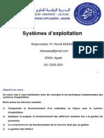 Système d Exploitation 2020-2021-AKSASSE