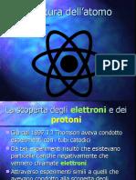 struttura atomo
