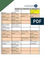 Emploi Du Temps Du S4 Economie & Gestion (20-21)