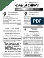 Chavornay Infos 18 mars 2011