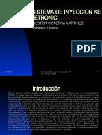 3- Sistema de Inyeccion Ke-jetronic