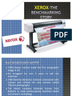 XEROX-THE Benchmarking story