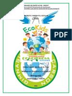 Proyecto Ambiental Escolar Prae 2021