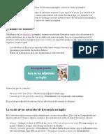 Adverbios de frecuencia en inglés_ ejercicios, teoría y ejemplos