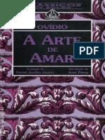 Ovidio - A Arte de Amar (1980, Ediouro) - libgen.lc