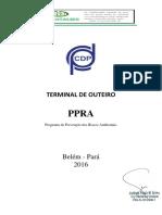 PPRA CDP OUTEIRO