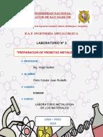 Lab 3 Materiales