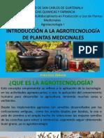 Introducción a la Agrotecnología