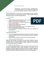 Resumen SERVICIO DE FARMACIA HOSPITALARIA
