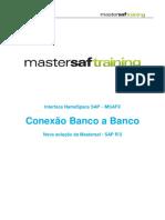 Interface Namespace SAP - Manual 7 - Conexão Banco a Banco
