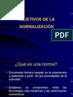 04 - Objetivos de La Normalizacion