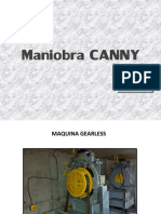 Maniobra CANNY