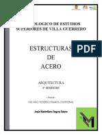 ESTRUCTURAS 2° PARCIAL EJERCICIOS