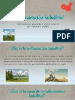 Contaminación Industrial - Proyecto