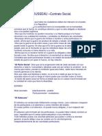 Contrato social (resumen 3)