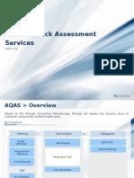 AhnLab AQAS Penetration Service
