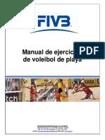 Manual Ejercicios BeachVolley