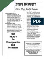 MRC Emergency Plan