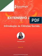 Sociologia 1 Lista