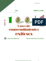 Ebook 100 casos negocios exitosos