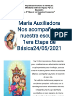 Maria auxiliadora primera etapa