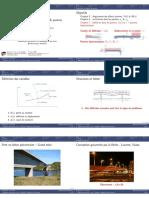 Module #7 Déflexion des poutres _ Calcul & poutres hyperstatiques (CIV1150 - Résistance des matériaux)