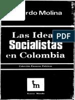 Las ideas socialistas en Colombia - Gerardo Molina