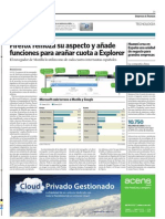 Acens Cloud hosting en El Economista (17-marzo-2011).