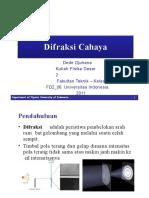 Kuliah10 Difraksi Converted