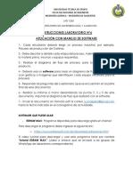 INSTRUCCIONES LABORATORIO 6