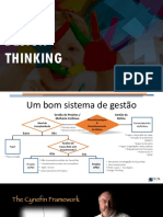 Design Thinking - 16h - 1019