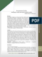 OLIVEIRA JR - secularização e reação conservadora na política brasileira