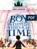 The Boy Who Stepped Through Time by Anna Ciddor Chapter Sampler