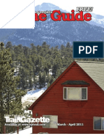Estes Park Home Guide - March - April, 2011 Edition