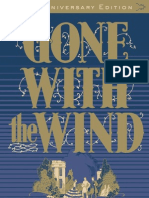Gone With the Wind by Margaret Mitchell (excerpt)