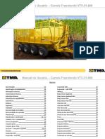 Manual Técnico VTX 21.000 VTX21MODAGO2015REV06 ( ADR ) REV.7