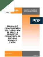 MANUAL_PROCEDIMIENTOS_FAPPA_2010