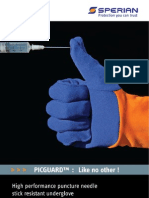 PICGUARD guante antipinchazos