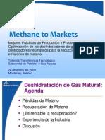 optimizacion de deshidraatadores de gas