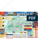 Londra tour-map