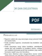 5. Kapasitor Dan Dielektrika