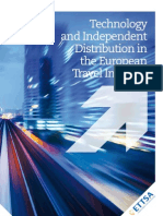 Technology and Independent  Distribution in the European Travel Industry 2010