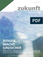 Forschungsmagazin der Universität Innsbruck - 01/2021