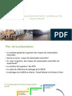 Pilotage Et Gouvernance de La GRN (1)