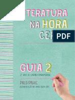 Guia 02 Literatura Hora Certa PNLD