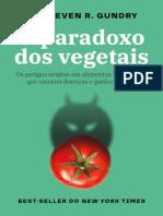 Paradoxo Dos Vegetais