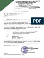 Surat Zoom Meeting Verval TIK