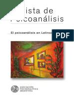 El Psicoanalisis en Latinoamerica (1)
